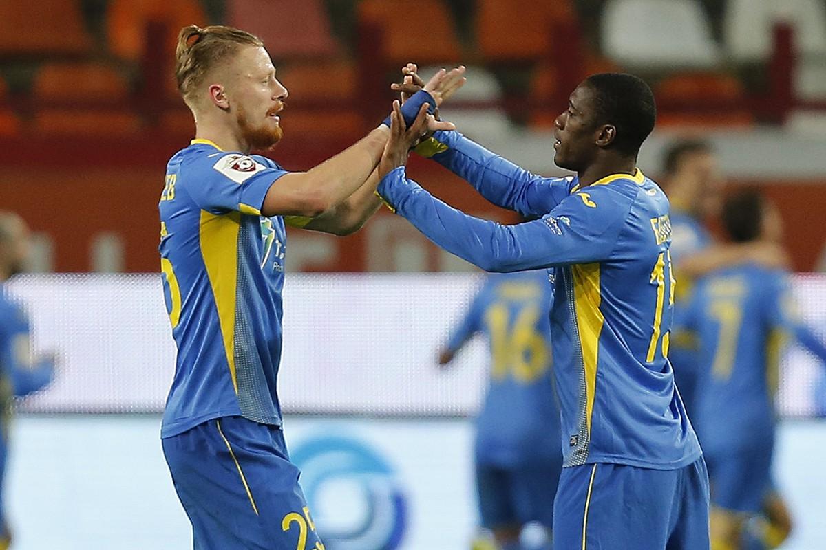 Футболисты «Ростова» бросили вызов болельщикам