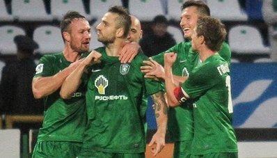 «Томь» обыграла «Волгу» в Нижнем Новгороде
