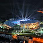 Стадионы РПЛ: «Ахмат Арена»