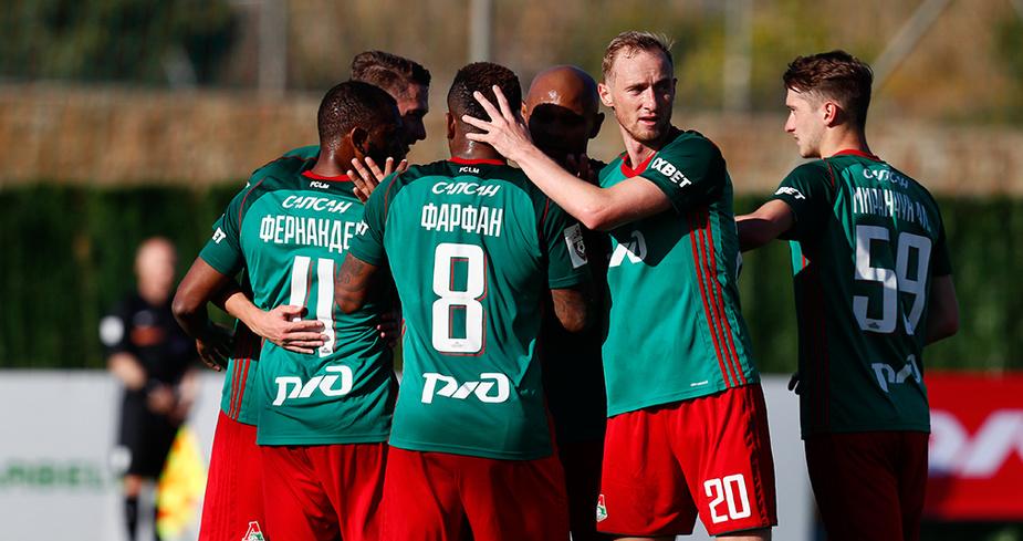 «Локомотив» ушел от поражения, «СКА-Хабаровск» праздновал победу
