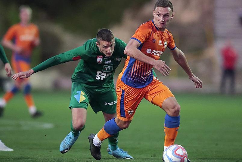ПФК ЦСКА сыграл вничью с «Тиролем»