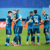 «Зенит» разгромил «Ахмат» на «Газпром Арене» и увеличил отрыв от ЦСКА до пяти очков