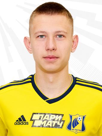 Чинарёв Богдан Андреевич