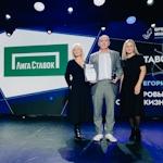 «Лига ставок» – лауреат премии «Время инноваций»