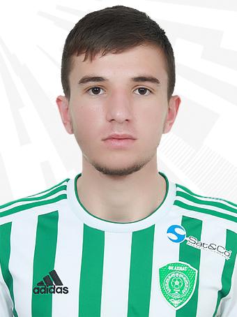 Абзаев Турпал Ильесович