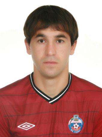 Алборов Мирза Бакурович