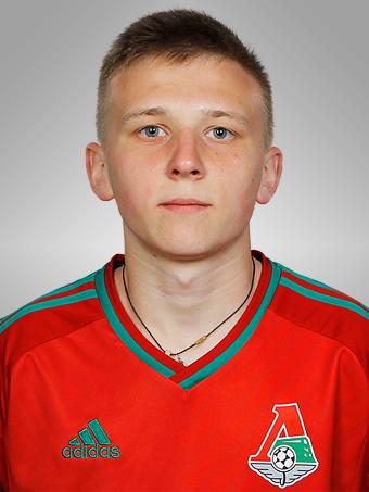 Антошкин Артём Витальевич