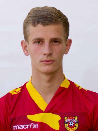 Цуканов Дмитрий Алексеевич