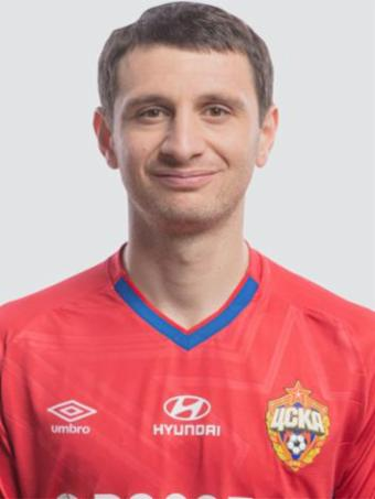 Дзагоев Алан Елизбарович