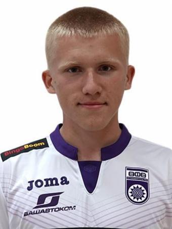 Евсюков Данил Денисович