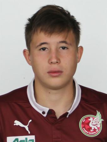 Хакимов Тимур Булатович