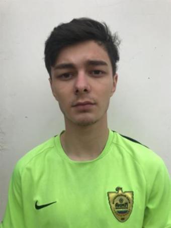 Ибрагимов Исмаил Махачевич