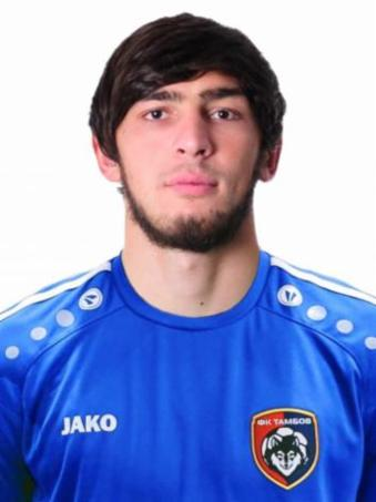 Калмыков Амур Арсенович