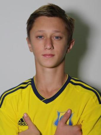 Каштан Никита Сергеевич