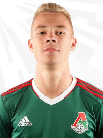 Казаринов Алексей Сергеевич