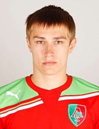 Крючков Антон Михайлович