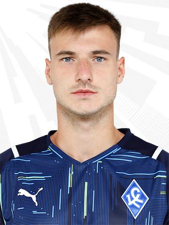 Липовой Данил Николаевич