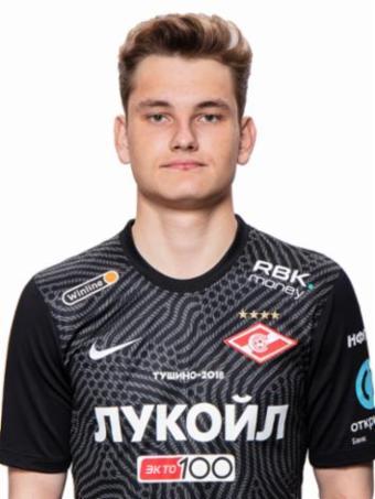 Марков Даниил Сергеевич