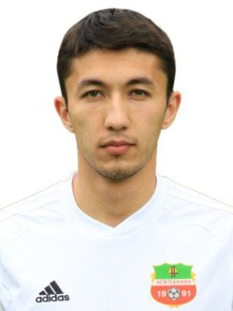 Мирзаев Даврон Бахтиёрович