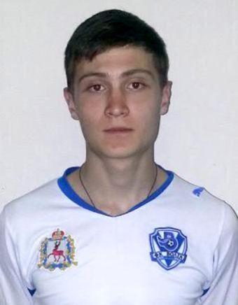 Панфилов Данила Андреевич