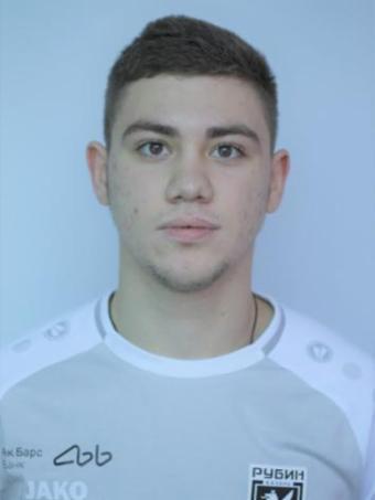 Шарафутдинов Данил Евгеньевич