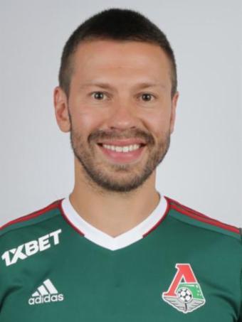 Смолов Фёдор Михайлович
