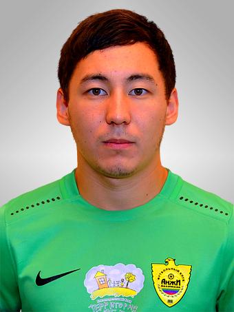Ярикбаев Алан Алибекович