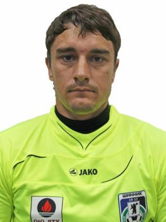 Яшин Дмитрий Владимирович