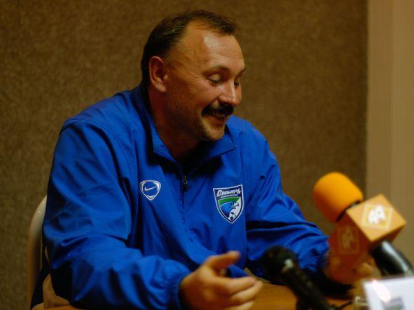 Игорь Криушенко: Нас вознаградила удача