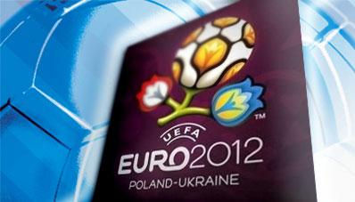 Сборная России стартует на ЕВРО-2012
