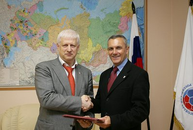 Хосе Мария Гарсия Аранда стал советником президента РФС по вопросам судейства