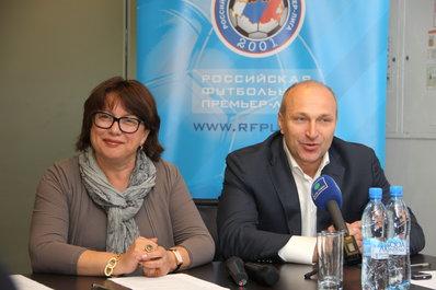 Рабочее совещание на «Локомотиве»