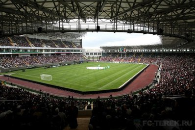 «Терек» - ПФК ЦСКА - 2:4 (2:0)