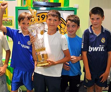 В Краснодаре состоялся футбольный праздник