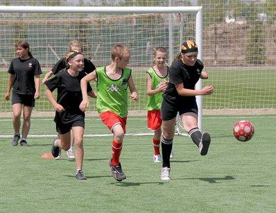 В Краснодаре состоялся детский турнир