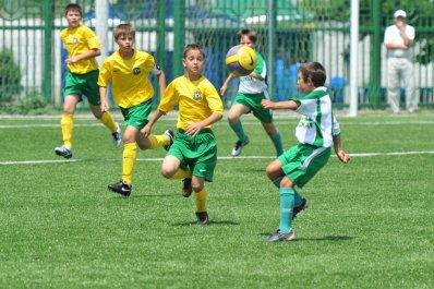Фоторепортаж о празднике футбола в Краснодаре