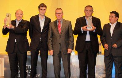 Первая церемония вручения наград «Лучшие практики ЕПФЛ»