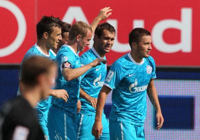 ЦСКА — Зенит 0:2 (0:0)