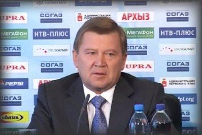 Президент «Амкара» Геннадий Шилов: Расстались с Рахимовым по обоюдному согласию