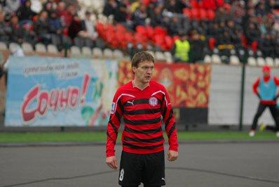 Сергей Волков стал лучшим игроком 27-го тура