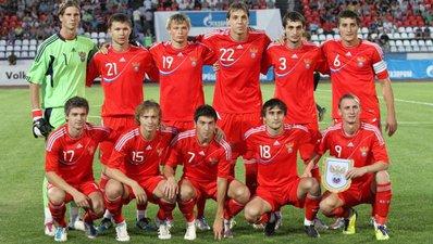 Назван состав второй сборной России