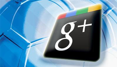 Страничка РФПЛ в социальной сети Google+