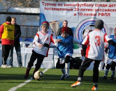 Футбольный праздник состоялся в Нальчике