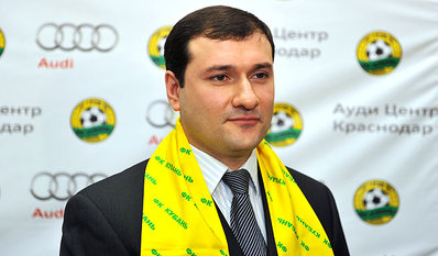 Генеральный директор «Кубани» об итогах 2011 года