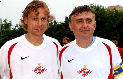 Фёдор Черенков об итогах 2011 года для «Спартака»