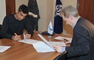 Александр Самедов продлил контракт с «Динамо»