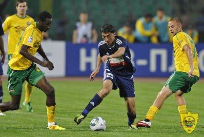 Одил Ахмедов — лучший футболист Узбекистана