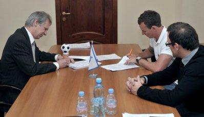 «Динамо» продлило контракт с Люком Уилкширом