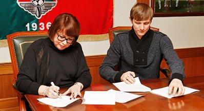 Павлюченко подписал контракт с «Локомотивом»