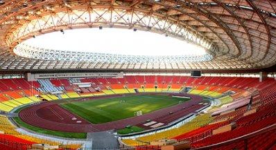 «Локомотив» примет «Атлетик» на стадионе «Лужники»